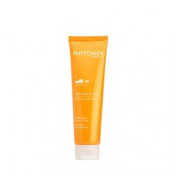Solution Soleil Crema Solare Viso e zone sensibili SPF 30 - 125 ml